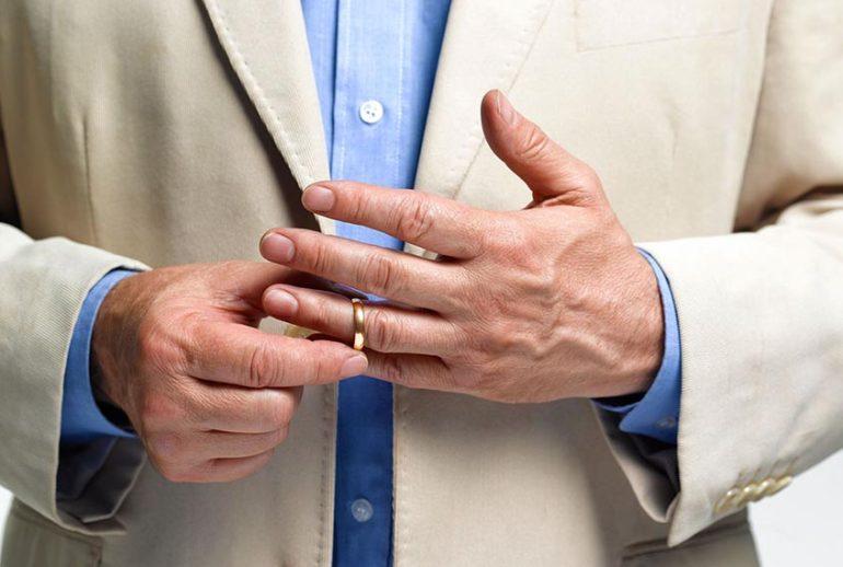 Life After Divorce for Men after 40