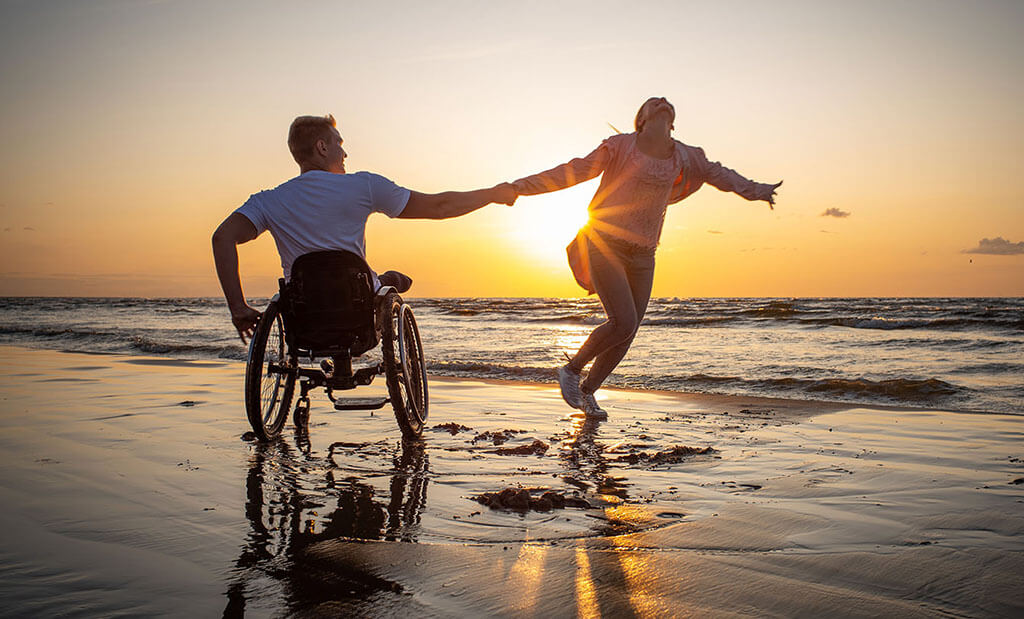 Disability Dating. The whole truth about dating when disabled.